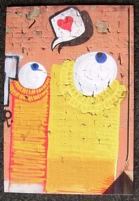 cuadro graffiti barcelona street art amor