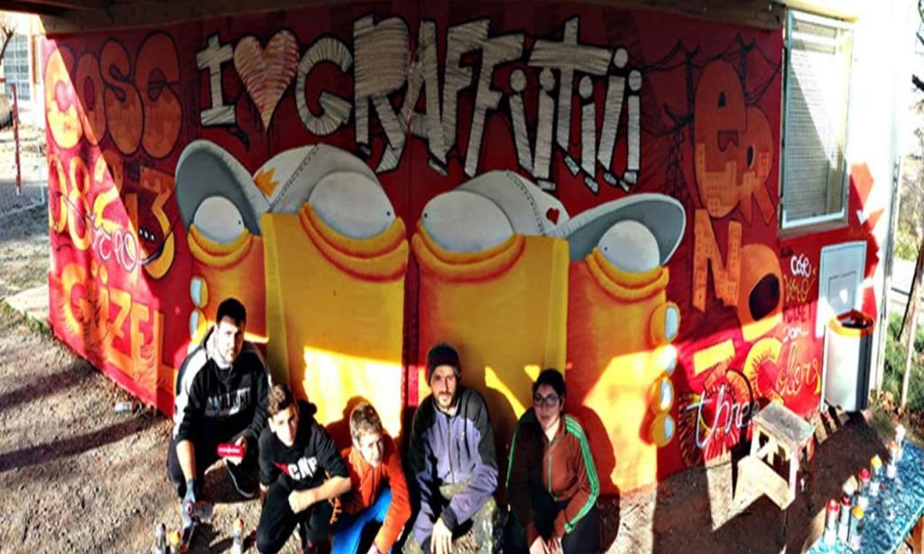 curso de graffiti