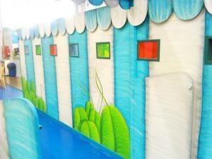 graffiti decoracion circus3