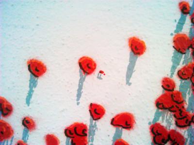 Mural Polideportivo