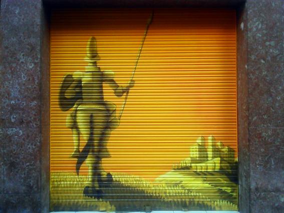 decoracion persiana barcelona fullet don quijote 1