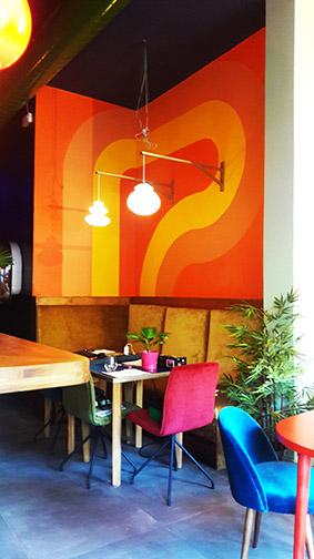 decoracion-restaurante,murales-para-restaurante,decoracion