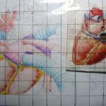 boceto graffiti corazon
