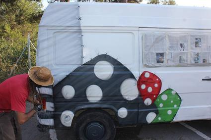 La furgoneta de Pana
