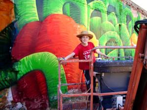 graffiti sabadell huertos