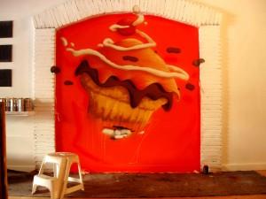 decoracion de interiores pasteleria en barcelona