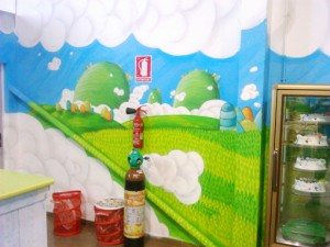 graffiti decoracion cicus